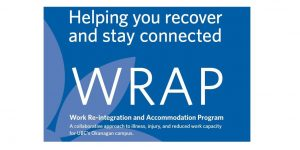 Work Re-Integration and Accommodation Program (WRAP)