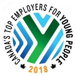 UBC one of Canada's Top Employers for Young People in 2018