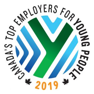 UBC recognized as one of Canada's Top Employers for Young People in 2019