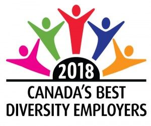 UBC one of Canada's Best Diversity Employers 2018