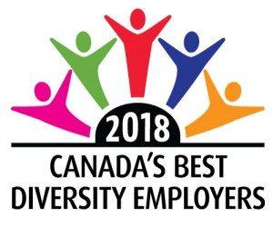 UBC one of Canada's Best Diversity Employers 2018