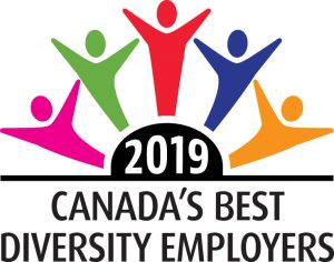 UBC one of Canada's Top Diversity Employers 2019