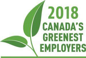 Canada's Greenest Employers 2018