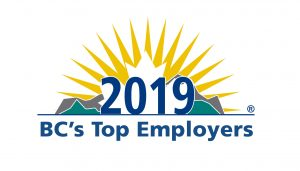 UBC named one of BC's Top Employers 2019