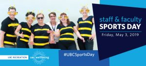 Staff and Faculty Sports Day
