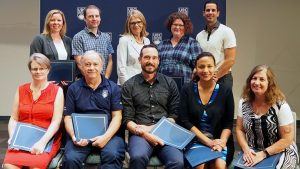 2019 Staff Awards of Excellence Announced