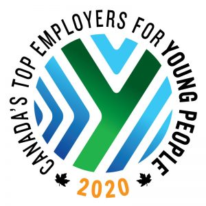 UBC recognized as one of Canada's Top Employers for Young People in 2020